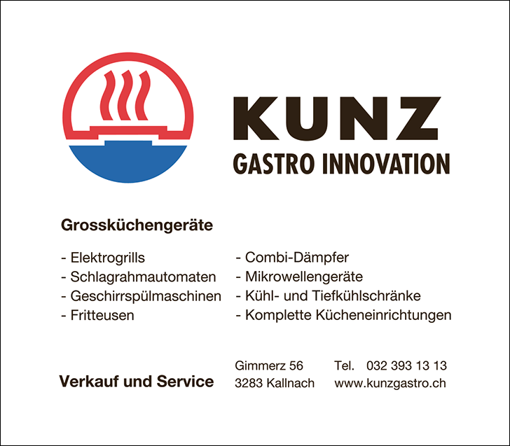 Kunz Gastro-Innovation AG