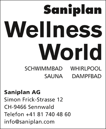 Saniplan AG Wellness World